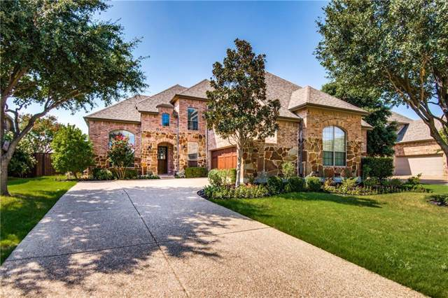 1507 Buena Park Drive, Frisco, TX 75033 (MLS #14166834) :: The Chad Smith Team