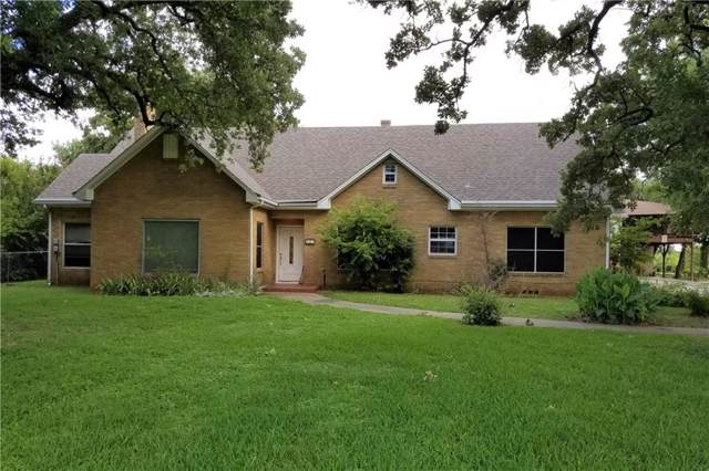 113 W Fourth Street, Keene, TX 76059 (MLS #14166842) :: The Good Home Team