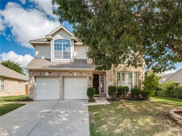 5208 Lake Bend Drive, Mckinney, TX 75071 (MLS #14166857) :: The Real Estate Station