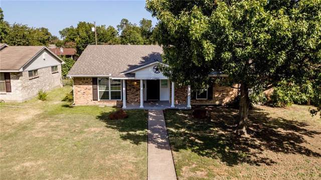 2321 Northview Drive, Mesquite, TX 75150 (MLS #14166874) :: Real Estate By Design