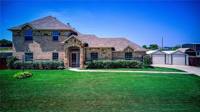 118 Oxford Ranch Road, Waxahachie, TX 75167 (MLS #14166876) :: RE/MAX Landmark