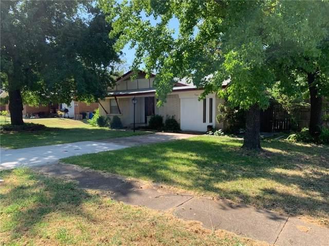 202 Gardenia Circle, Duncanville, TX 75137 (MLS #14166877) :: The Hornburg Real Estate Group