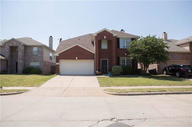 13701 Lost Spurs Road, Fort Worth, TX 76262 (MLS #14166879) :: The Heyl Group at Keller Williams