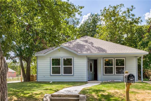 1616 Fuller, Greenville, TX 75401 (MLS #14166889) :: RE/MAX Town & Country