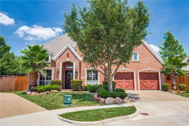 1919 Esparanza Court, Allen, TX 75013 (MLS #14166892) :: Vibrant Real Estate
