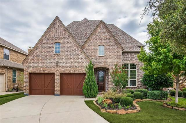 8809 Cypress Creek Road, Lantana, TX 76226 (MLS #14166916) :: The Heyl Group at Keller Williams