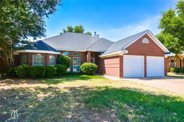 5209 Wagon Wheel Avenue, Abilene, TX 79606 (MLS #14166921) :: The Tierny Jordan Network