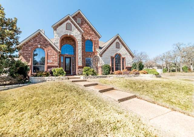 3321 Dustin Trail, Hurst, TX 76054 (MLS #14166930) :: Lynn Wilson with Keller Williams DFW/Southlake