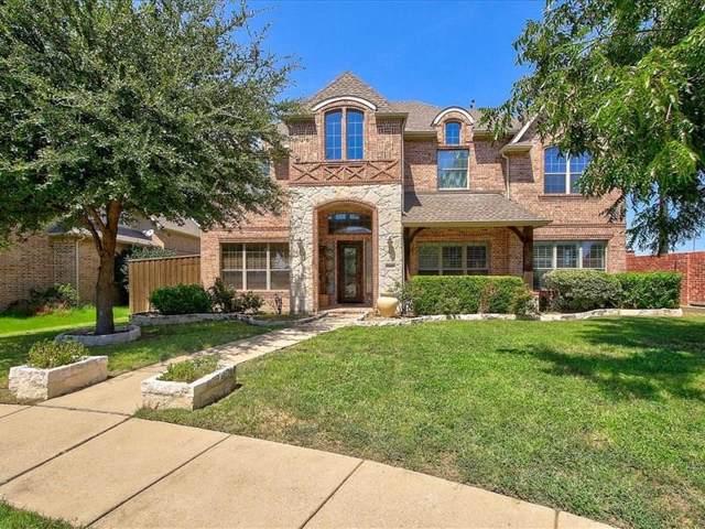 4625 Chapel Creek Drive, Plano, TX 75024 (MLS #14166938) :: Tenesha Lusk Realty Group