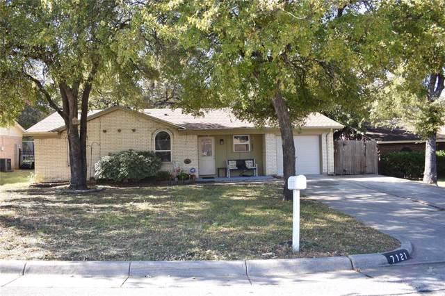 7121 Crabtree Lane, North Richland Hills, TX 76182 (MLS #14166943) :: Robbins Real Estate Group