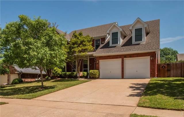 4225 Hallmont Drive, Grapevine, TX 76051 (MLS #14166952) :: Lynn Wilson with Keller Williams DFW/Southlake