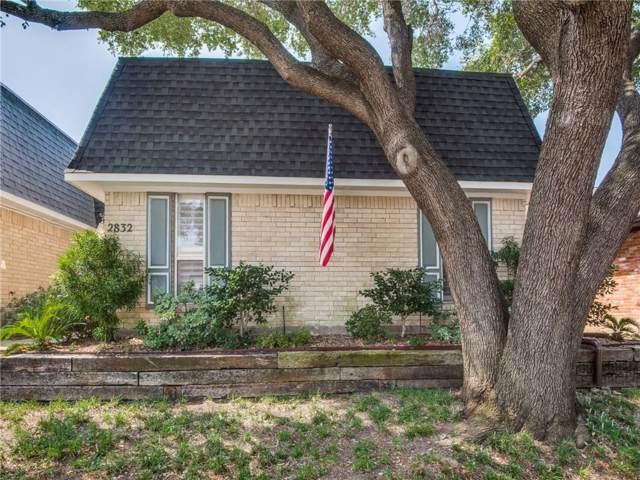 2832 Prescott Drive, Carrollton, TX 75006 (MLS #14166979) :: Team Hodnett