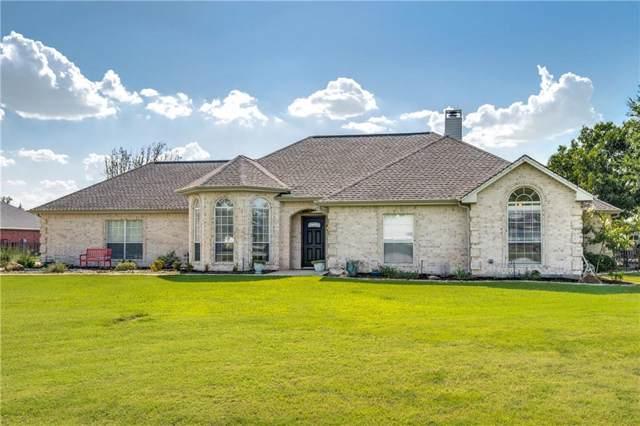 13013 Cobble Stone Street, Aubrey, TX 76227 (MLS #14166989) :: Century 21 Judge Fite Company