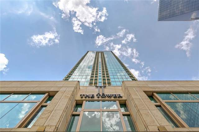 500 Throckmorton Street #2001, Fort Worth, TX 76102 (MLS #14167006) :: The Hornburg Real Estate Group