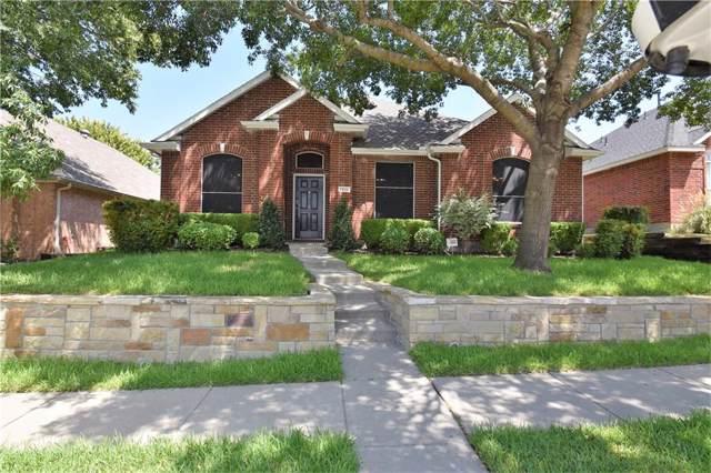 1211 Heather Brook Drive, Allen, TX 75002 (MLS #14167010) :: Tenesha Lusk Realty Group