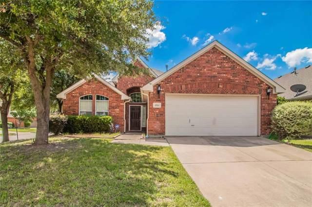 10814 J A Forster Drive, Rowlett, TX 75089 (MLS #14167019) :: Vibrant Real Estate