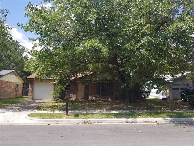 309 Pecan Street, Wilmer, TX 75172 (MLS #14167022) :: Baldree Home Team