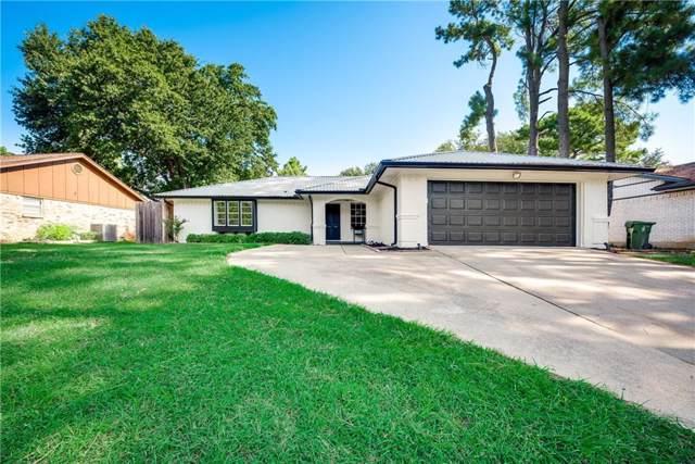 4035 Glenbrook Drive, Arlington, TX 76015 (MLS #14167055) :: Hargrove Realty Group