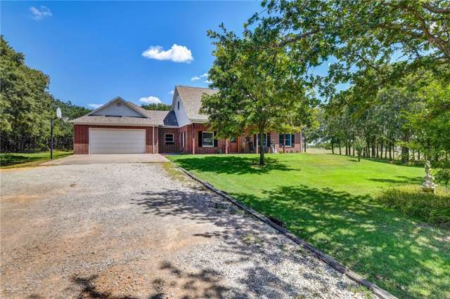 347 Fossil Ridge Road, Decatur, TX 76234 (MLS #14167056) :: Trinity Premier Properties