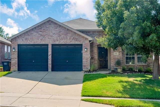 13921 Walnut Canyon Court, Fort Worth, TX 76262 (MLS #14167059) :: Real Estate By Design