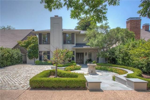 4621 Washburn Avenue, Fort Worth, TX 76107 (MLS #14167074) :: Real Estate By Design
