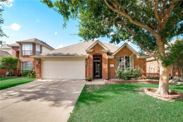 4521 Indian Rock Drive, Fort Worth, TX 76244 (MLS #14167089) :: Vibrant Real Estate