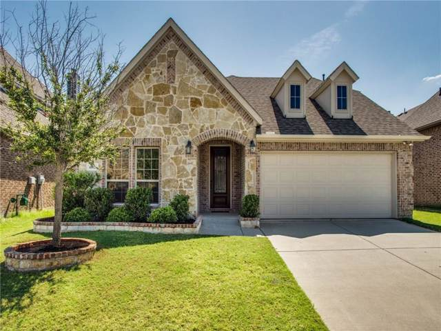 10621 Musketball Place, Mckinney, TX 75072 (MLS #14167094) :: Kimberly Davis & Associates