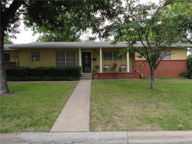 1908 Brooke Lane, Brownwood, TX 76801 (MLS #14167102) :: Ann Carr Real Estate