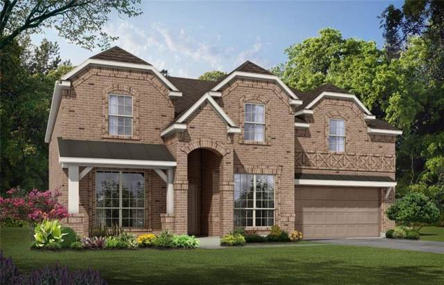 5929 Trail Marker Court, Fort Worth, TX 76123 (MLS #14167108) :: The Real Estate Station