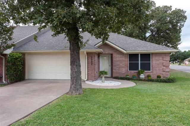 1002 Teresa Court, Weatherford, TX 76086 (MLS #14167113) :: Lynn Wilson with Keller Williams DFW/Southlake