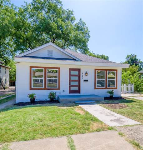 822 N Madison Avenue, Dallas, TX 75208 (MLS #14167119) :: RE/MAX Town & Country