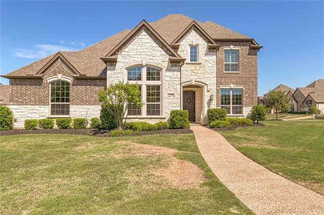 11 Asheville Lane, Trophy Club, TX 76262 (MLS #14167153) :: Lynn Wilson with Keller Williams DFW/Southlake