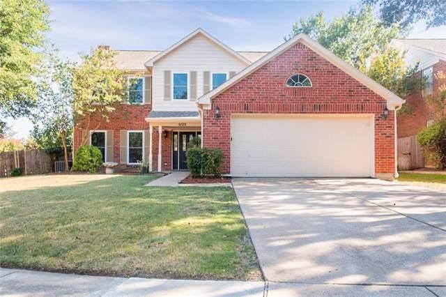 5125 Broken Bow Drive, Fort Worth, TX 76137 (MLS #14167173) :: Frankie Arthur Real Estate