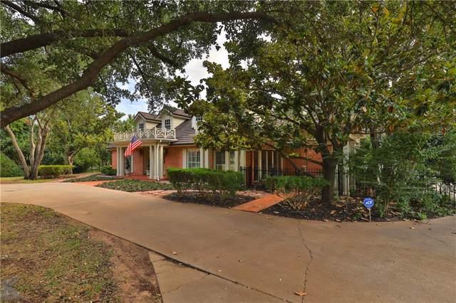 2526 Shoreline Drive, Abilene, TX 79602 (MLS #14167178) :: Team Hodnett