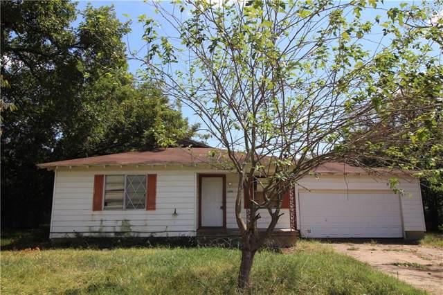 11724 Manon Dr, Balch Springs, TX 75180 (MLS #14167179) :: RE/MAX Landmark