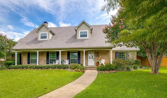 1213 S Lakeshore Drive, Rockwall, TX 75087 (MLS #14167183) :: The Real Estate Station