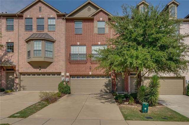 2529 Jacobson Drive, Lewisville, TX 75067 (MLS #14167193) :: The Rhodes Team
