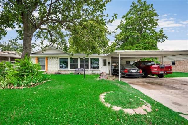 516 Ruidoso Drive, Saginaw, TX 76179 (MLS #14167196) :: The Real Estate Station