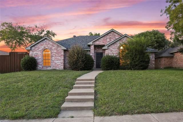 1053 Carriage Lane, Wylie, TX 75098 (MLS #14167200) :: Tenesha Lusk Realty Group
