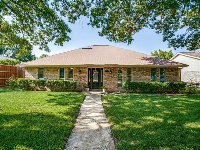 1811 Centenary Drive, Richardson, TX 75081 (MLS #14167234) :: Tenesha Lusk Realty Group