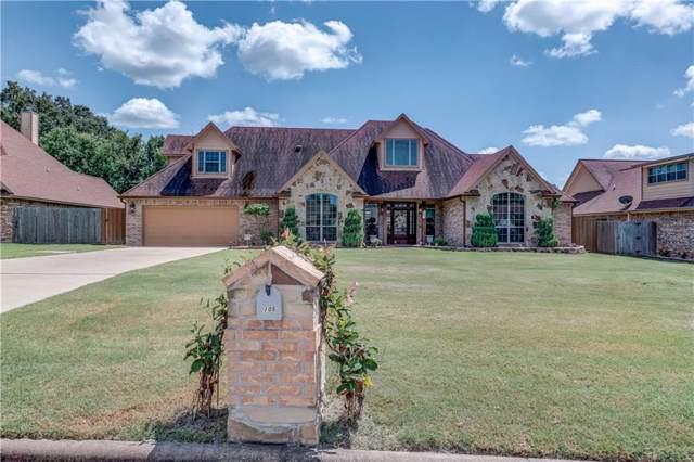 105 Westfield Loop, Lufkin, TX 75904 (MLS #14167246) :: Kimberly Davis & Associates
