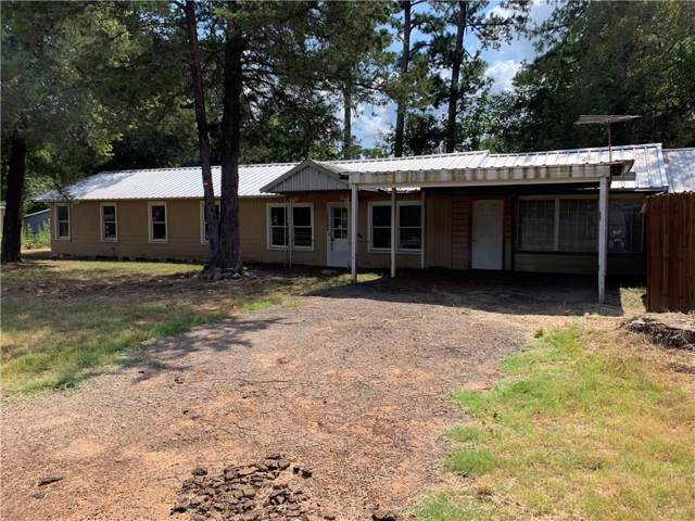 12554 Chapman Road, Tyler, TX 75708 (MLS #14167249) :: Real Estate By Design