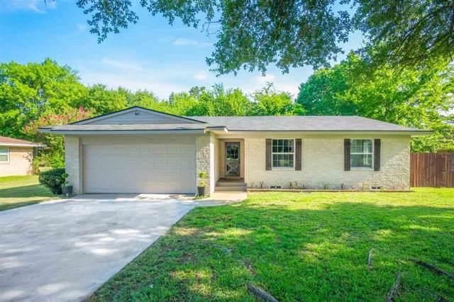 2815 Royal Drive, Kilgore, TX 75662 (MLS #14167254) :: The Real Estate Station