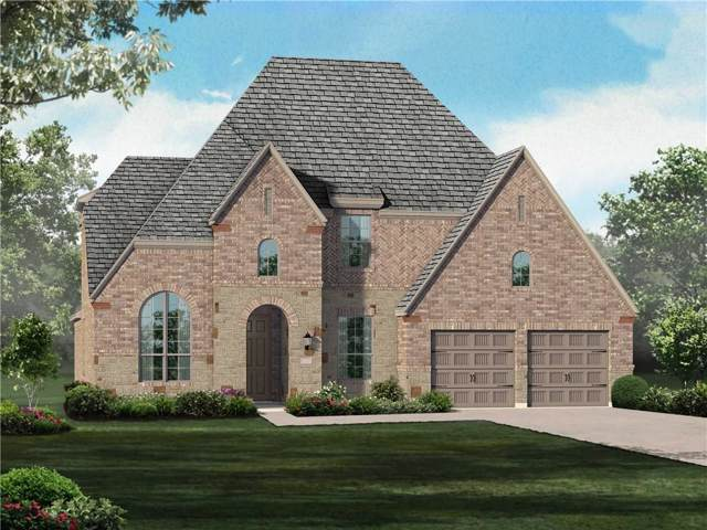 1725 Oak Trail Dr, Aledo, TX 76008 (MLS #14167271) :: Team Tiller