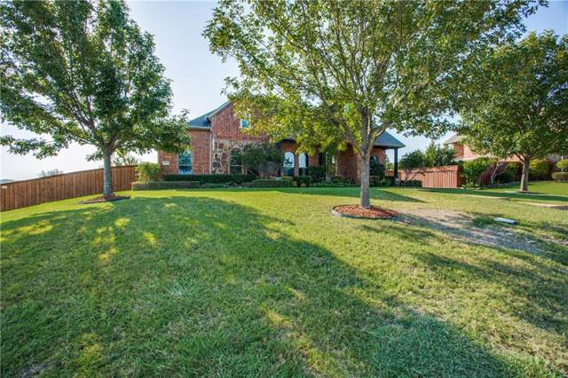 294 Duxbury Court, Sunnyvale, TX 75182 (MLS #14167274) :: The Good Home Team
