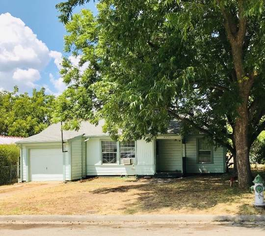2015 SE 18th Street, Mineral Wells, TX 76067 (MLS #14167287) :: The Real Estate Station