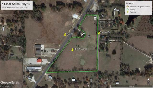 0000 Hwy 19, Emory, TX 75440 (MLS #14167305) :: The Chad Smith Team