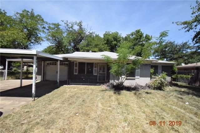 5201 Santa Rosa Drive, Haltom City, TX 76117 (MLS #14167309) :: Hargrove Realty Group