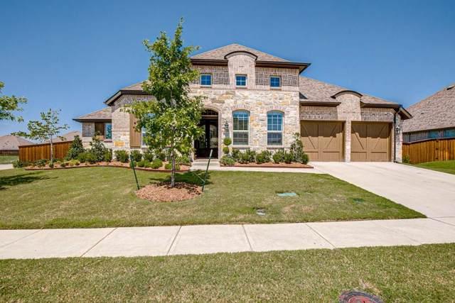 1323 Prato Avenue, McLendon Chisholm, TX 75032 (MLS #14167310) :: The Real Estate Station