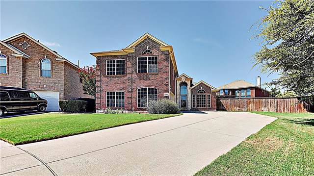 4901 Portview Drive, Fort Worth, TX 76135 (MLS #14167312) :: The Real Estate Station